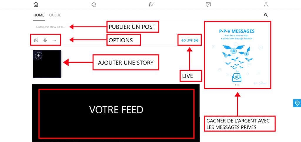 tutoriel pour bien commencer sur Onlyfans en français